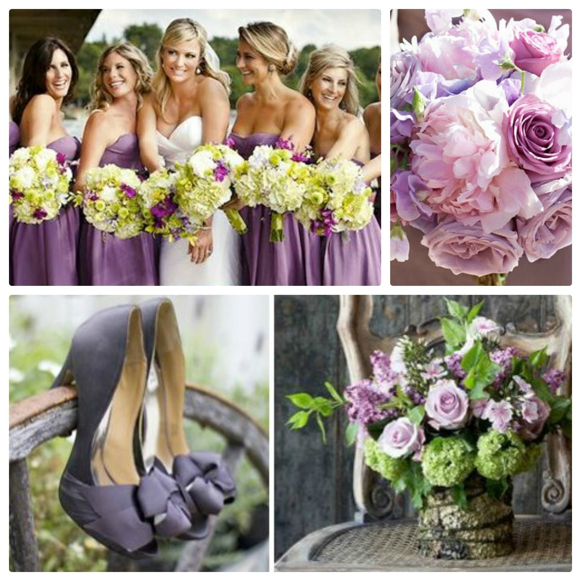 Wedding Colors: Color Inspiration For Spring Weddings In South Lake Tahoe