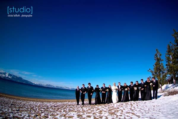 Hot Topic: Why Tahoe Winter Weddings are Wonderful