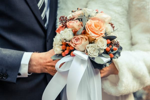 Best Fall Wedding Flowers for Tahoe [PHOTOS]