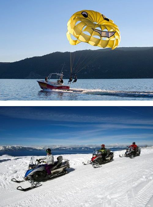 For Your In-Laws-To-Be, Find the Perfect Gift in Tahoe South