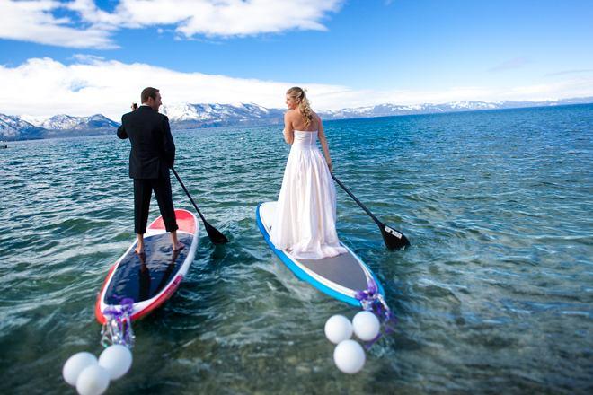 Honeymooning in Tahoe South