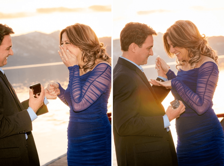 Top 5 Places to Propose in Tahoe