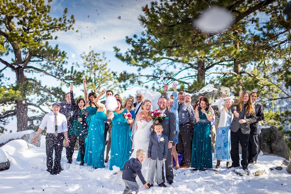 Planning the Perfect Post-COVID Wedding in  Lake Tahoe!
