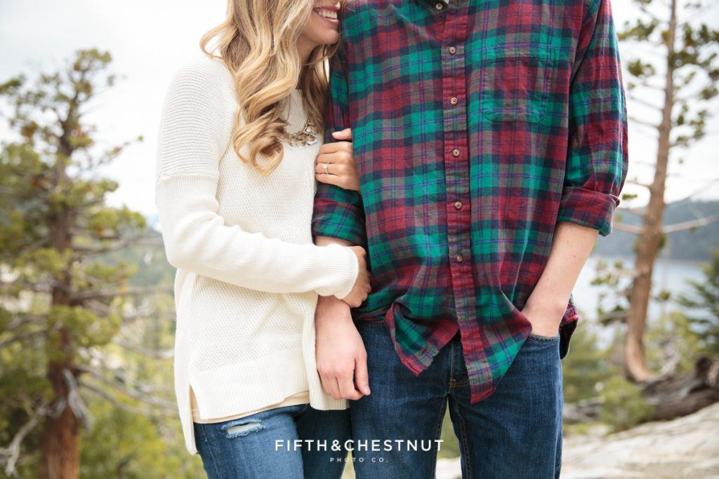 Capture your wedding proposal by hiring a photographer. Photo Credit: Fifth & Chestnut