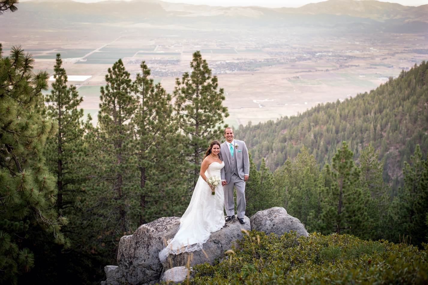 Get Married at a Top Mountain Wedding Venue - Tahoe ...