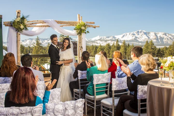 Winter Destination Wedding: Why Have Yours in Lake Tahoe?