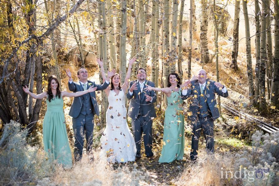 Fall in Tahoe – It's Made for Getting Married