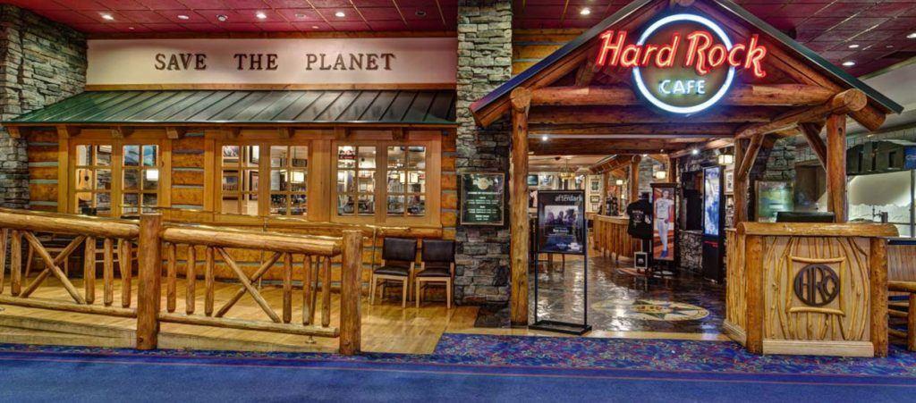 hard rock cafe tahoe entrance