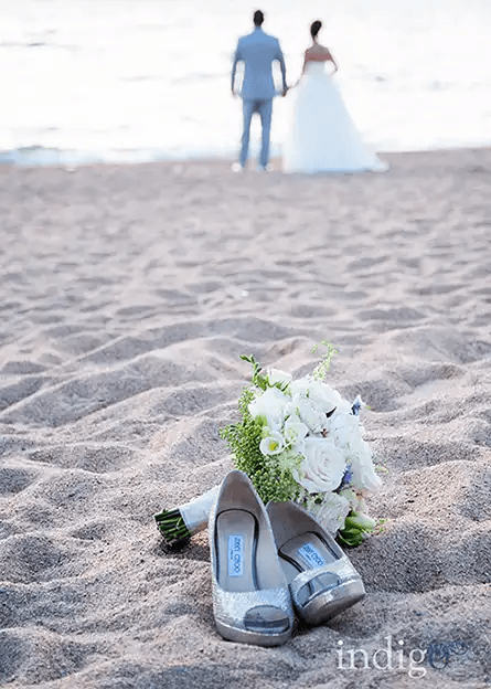 South Tahoe Outdoor Wedding Shoes for Every Season