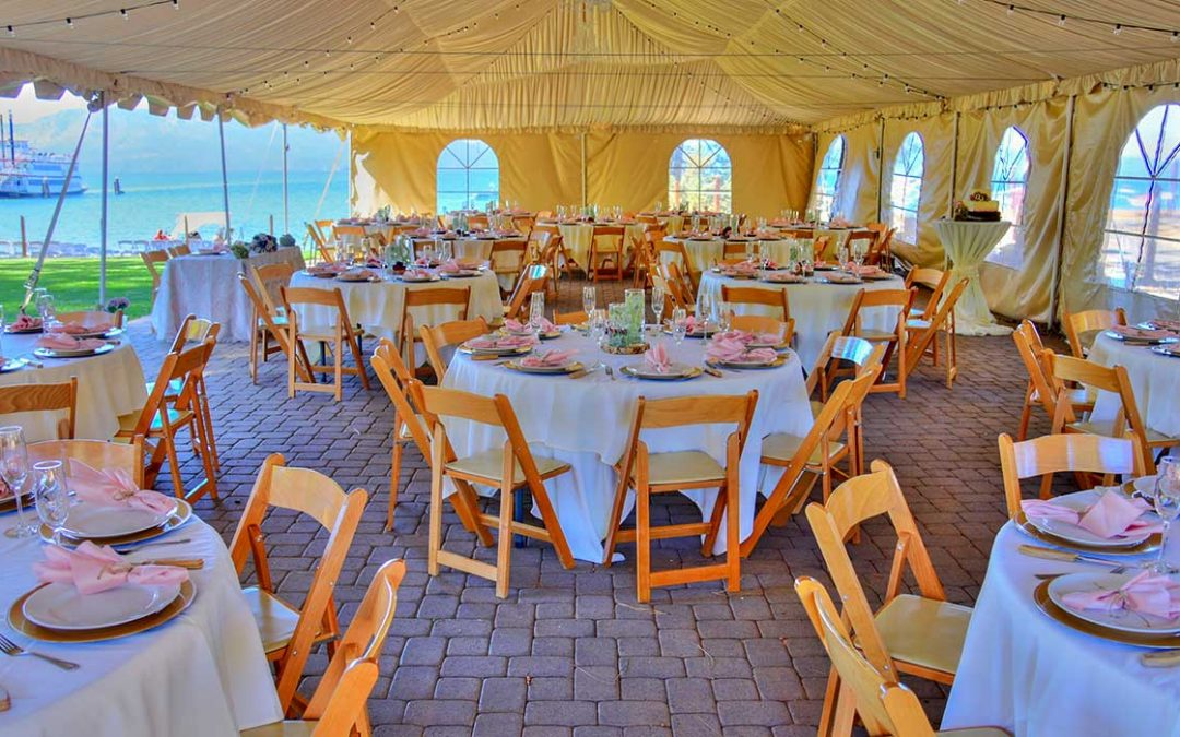 The Most Popular Lake Tahoe Wedding Packages