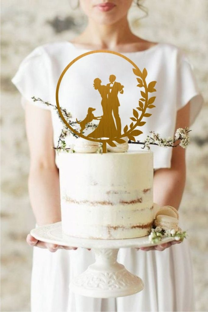 5 Wedding Cake Toppers We Know You Ll Love Tahoe Wedding Sites