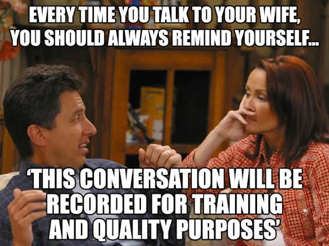 training purposes marriage meme