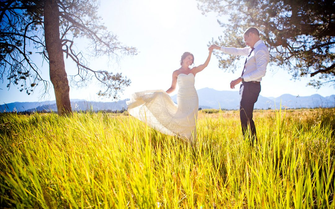 When Is The Best Time To Book Your Lake Tahoe Wedding?