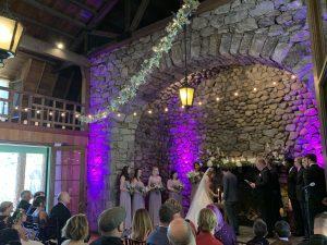 Valhalla Historic Estate wedding