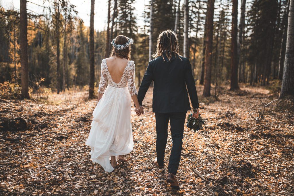 Fall Wedding Trends That Are Perfect For A Lake Tahoe Wedding