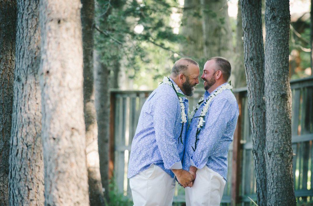 7 LGBT Wedding Venues at Lake Tahoe