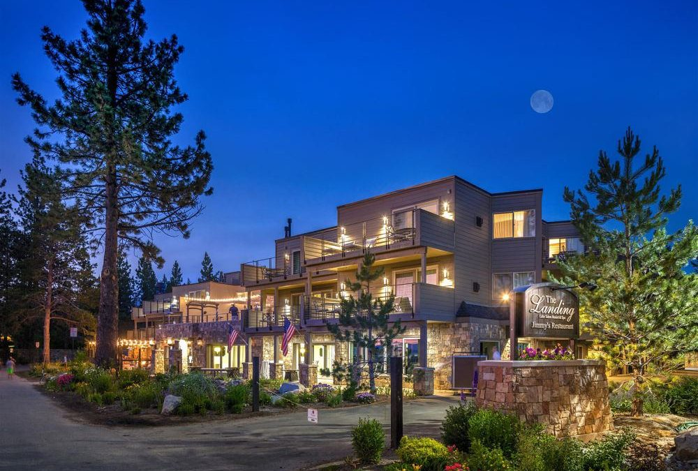 4 Reasons to Have Your Tahoe Wedding at The Landing Resort & Spa