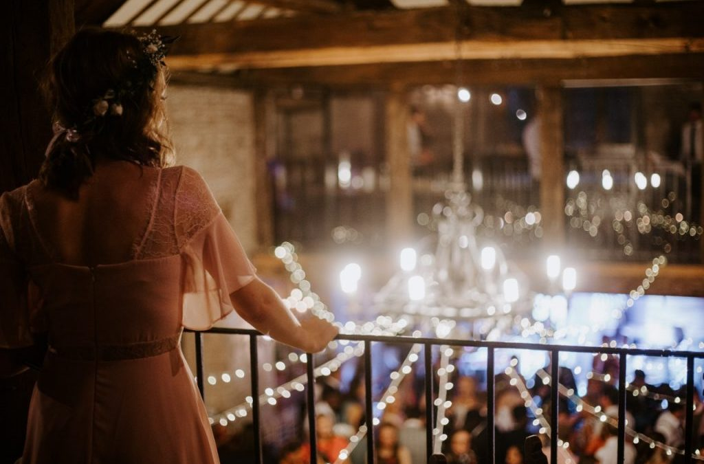 A Basic Wedding Reception Timeline