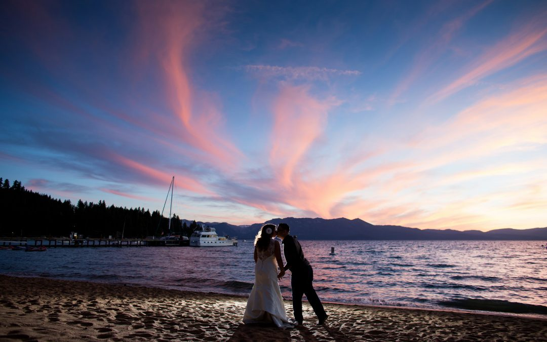Lake Tahoe: A Picture Perfect Wedding Background